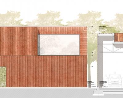 Neubau des Städtischen Bau- und Wertstoffhofs Verl