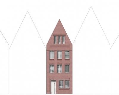 Gründungsviertel Lübeck – Gebäudetyp III