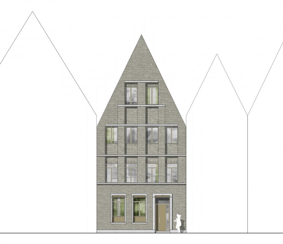 Gründungsviertel Lübeck – Gebäudetyp II