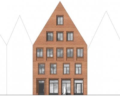 Gründungsviertel Lübeck – Gebäudetyp I